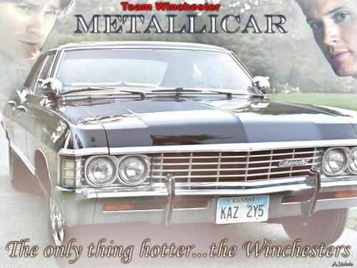 Metallicar Wallpaper