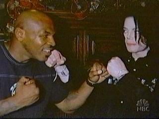Michael <3 & Mike Tyson