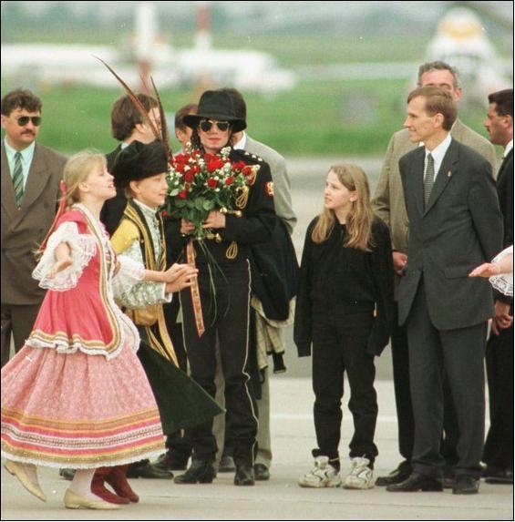 Michael <3 in Poland