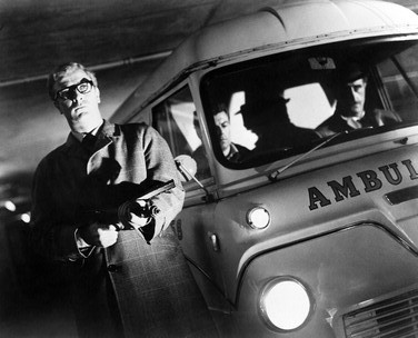 Michael Caine,In The Ipcress File