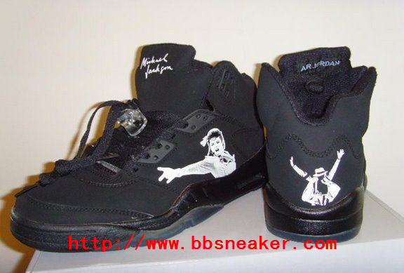 Michael Jackson jordan shoes - michael-jordan photo