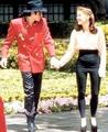 Michael & Lisa - michael-jackson photo