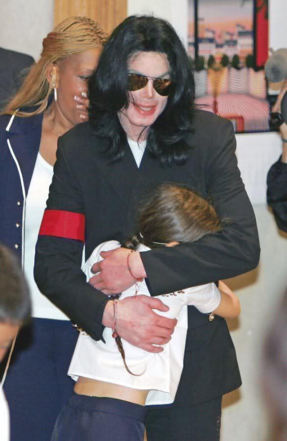 Michael & Paris <3