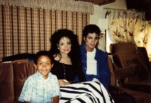 Michael with LaToyta & Emanuel Luis
