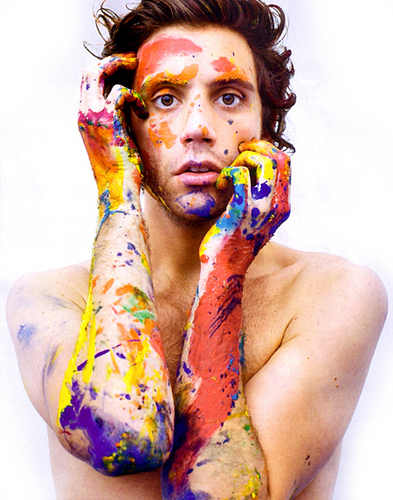 Mika wallpaper titled Mika at Observer Music Monthly