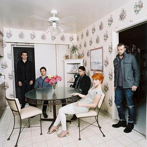 Brand New Eyes wallpaper containing a breakfast area and a dinner table entitled New Brand New Eyes Promo