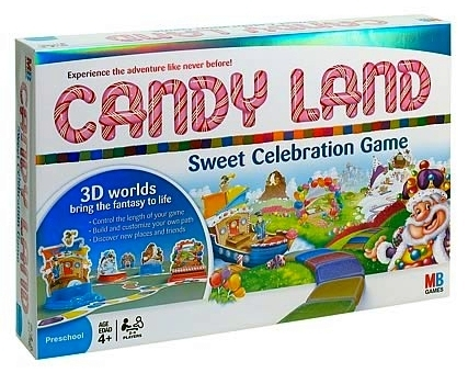 New कैन्डी Land Sweet Celebration Game