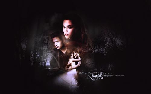 New Moon Edward & Bella