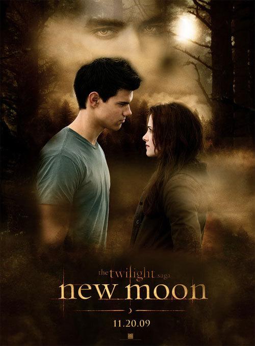 New Moon - New Moon Movie Fan Art (8065348) - Fanpop