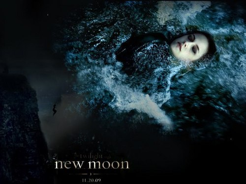 New Moon wallpepers