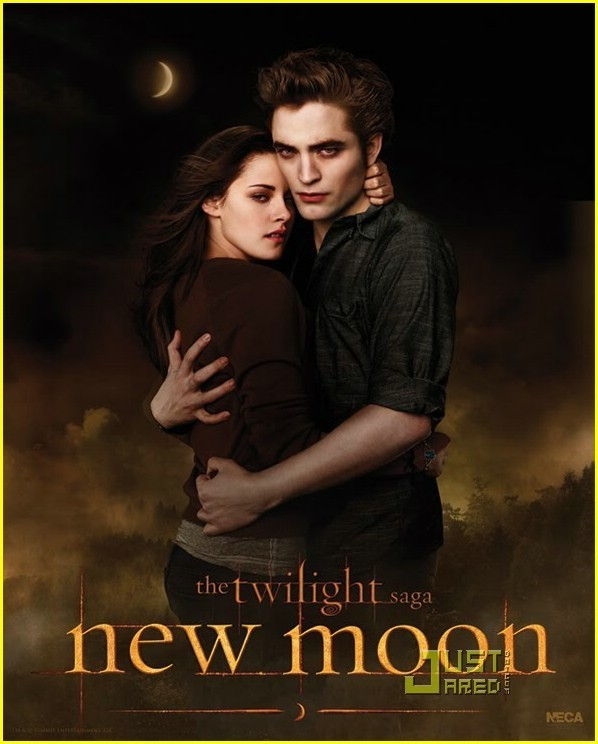 New Promo Poster - Edward and Bella