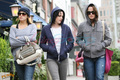 Nikki, Kristen & Elizabeth in Vancouver  - twilight-series photo