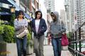 Nikki, Kristen & Elizabeth in Vancouver  - twilight-series photo