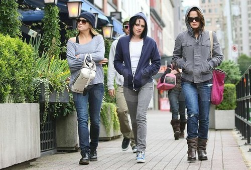 Nikki Reed and Co-stars