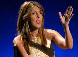 Nina Garcia! Picture taken 由 huffingtonpost.com