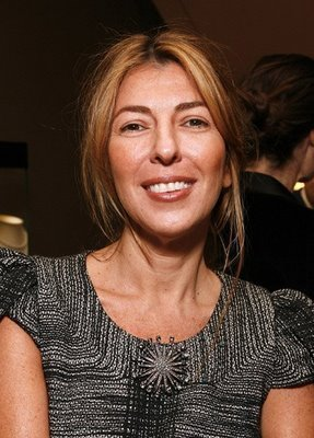 Nina Garcia! Picture taken by nscfashionnetwork.blogspot.com