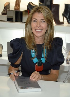 Nina Garcia! Picture taken da nscfashionnetwork.blogspot.com