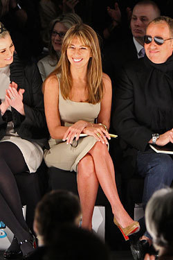 Nina Garcia! Picture taken by nymag.com