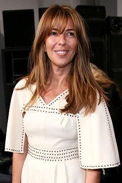 Nina Garcia! Picture taken 由 nymag.com