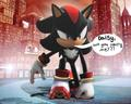 OMG LOOK WAT SHADOW SENT ME! - shadow-the-hedgehog photo
