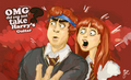 OMG - starkidpotter fan art