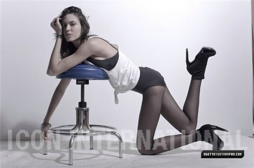 Odette Yustman - Matthew Welch Photoshoot