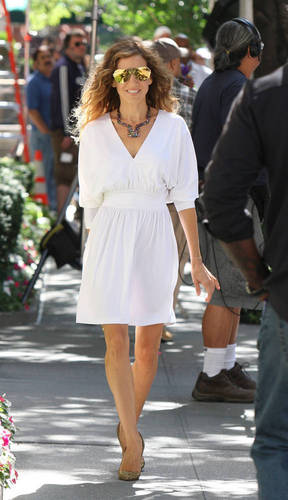 On the Set Of SATC 2 5/9/09