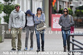 Paris,Kristen,Nikki and Elizabeth in Vancity - twilight-series photo