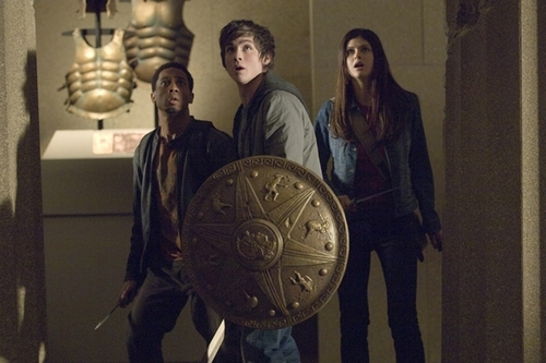 Percy Jackson & the Olympians - book-to-screen-adaptations Photo