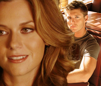 Peyton Sawyer and Dean Winchester