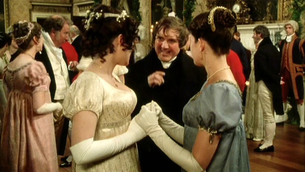 the adaptation of jane austens pride and prejudice an analysis of the netherfield ball movie scene Jane austen's netherfield ball is happening for real libby banks listen up, would-be elizabeth bennets and mr darcys, because this party is going to be off the meat rack the bbc is to recreate the netherfield ball for 200th anniversary of pride and prejudice.