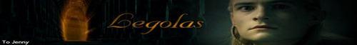 Prince Legolas Banner