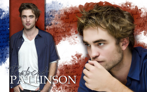 Robert Pattinson wallpaper with a sign called RPattZ