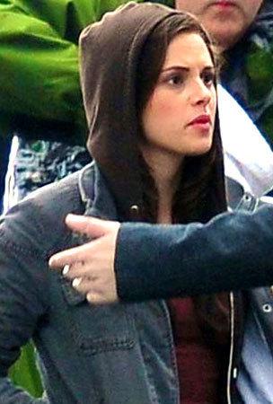 RPattz, Kristen & Taylor Film Eclipse