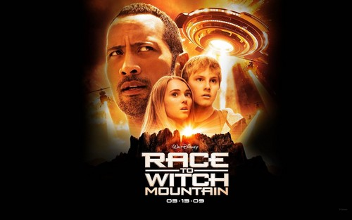 Race To Witch Mountain Widescreen