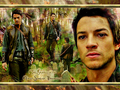 Richard and Kalhan - craig-horner wallpaper
