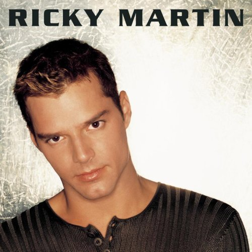 The 90s wallpaper containing a portrait entitled Ricky Martin