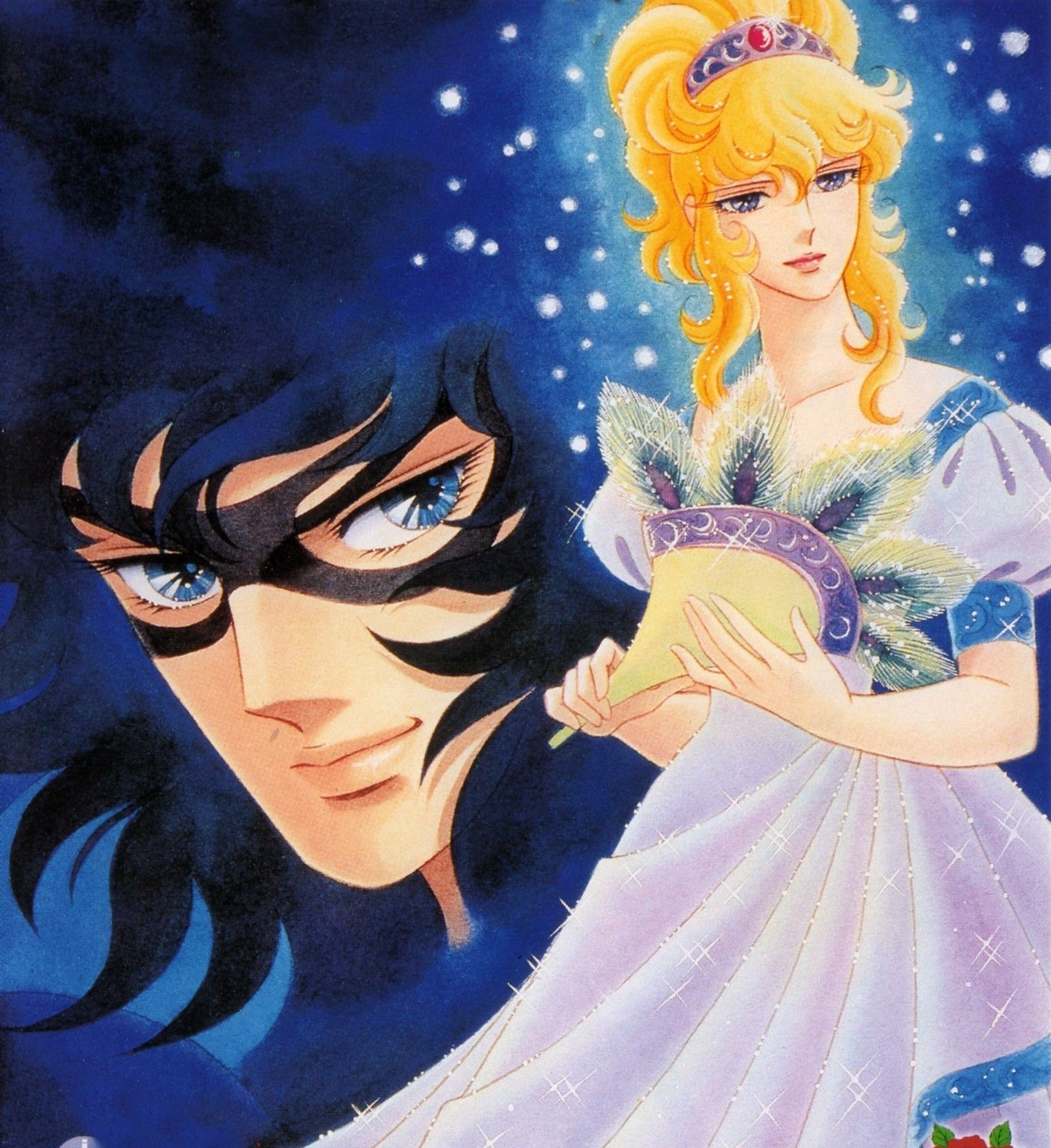 The Rose Of Versailles Episode 40: 22 Best Lady Oscar Images On Pinterest
