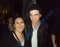 Rob with a fan yesterday (the girl said she was in heaven :DDD) - twilight-series photo