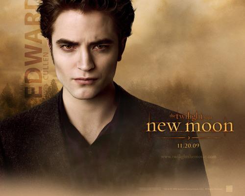 Robert Pattinson (New Moon posters)