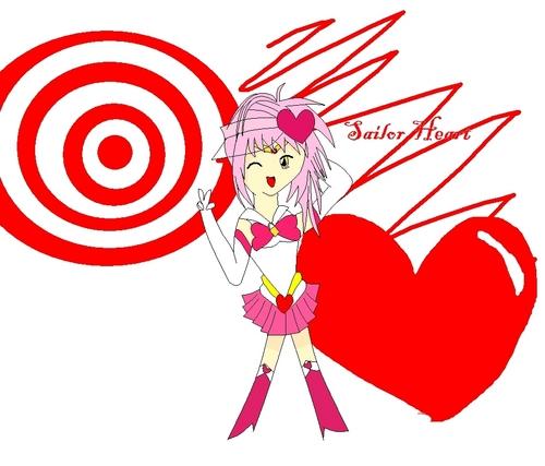 Sailor tim, trái tim