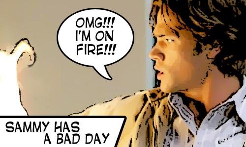 Sam Comic Graphics