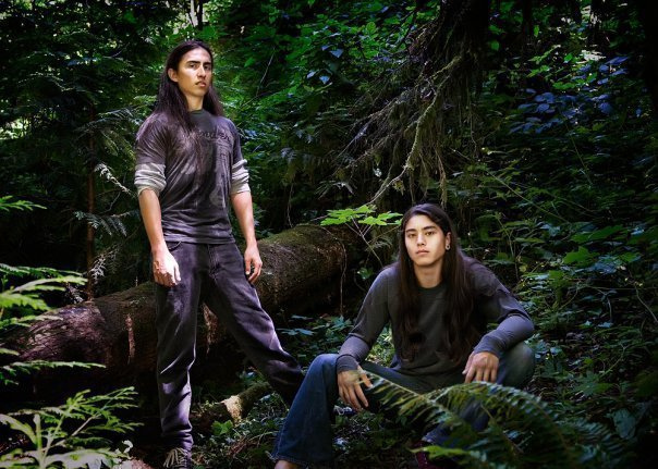 Sam and Embry (Twilight)