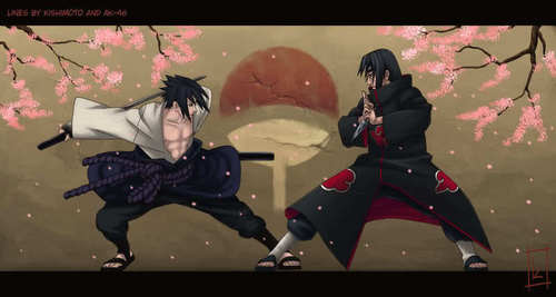Sasuke&Itachi