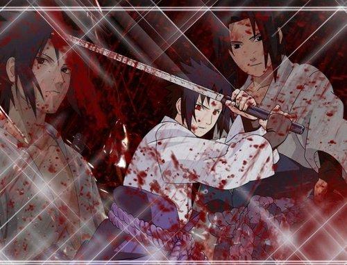 Sasuke Shippuden জাপানি কমিকস মাঙ্গা