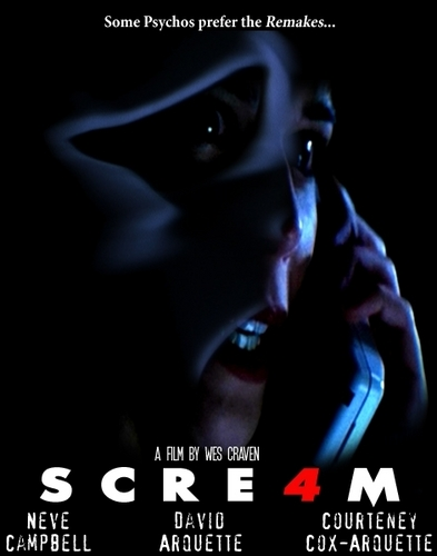 Horror Movies wallpaper called Scream 4 (2010)
