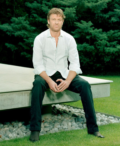 Sean Bean wallpaper containing a business suit, a well dressed person, and a suit entitled Sean Bean