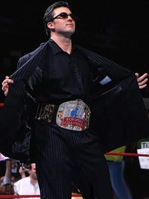 Shane McMahon european champion.
