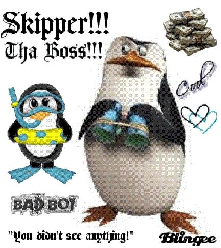 Skipper Tha Boss