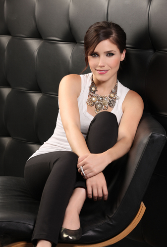 Sophia Bush wallpaper possibly with a recliner, a couch, and a living room entitled Sophia Bush - Charles Bush HQ